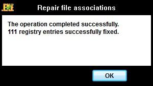 File extension fixer(扩展名固定器)